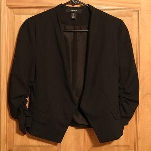 Forever21 Open front blazer